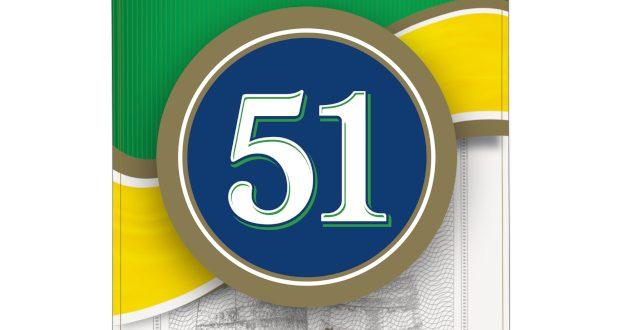 Cachaça 51 muda tradicional rótulo para torcer pelo Brasil na Russia