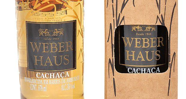 Weber Haus Amburana recebe o título de melhor cachaça do Brasil no Concours Mondial Spirits Selection 2014
