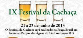 9º Festival da Cachaça de São Lourenço