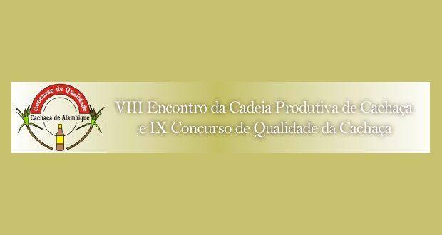 IX Concurso de Qualidade da Cachaça