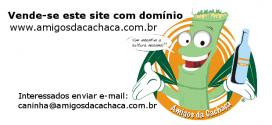 Vende-se site com domínio